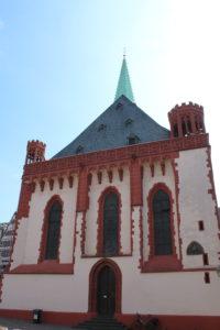 Alte Nikolaikirche am Römer