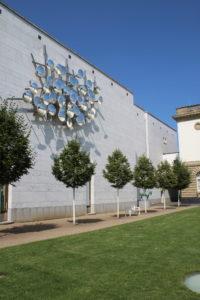 Sehenswürdigkeiten in Frankfurt: Spiegelinstallation im Städel
