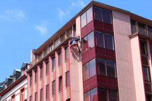 Spiderman in Frankfurt Taunusstraße 34