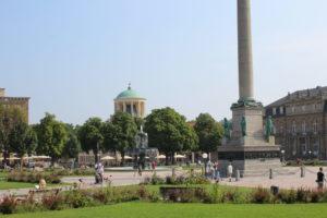 Neues Schloss Park