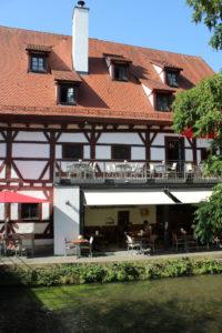 Restaurant im Fischerviertel