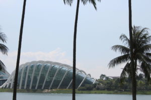 Ein Dome in den Gardens by the Bay