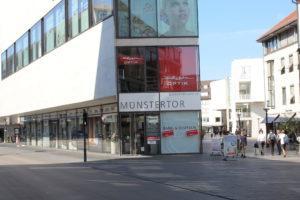 Ulm Sehenswürdigkeiten - Münstertor