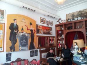 Frühstück in Stuttgart - Café academie