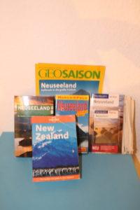 Reiseführer Neuseeland - Eine große Auswahl am Markt