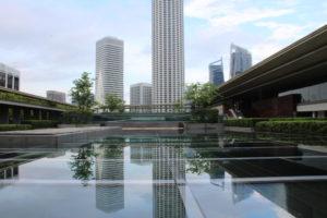 National Gallery Garden