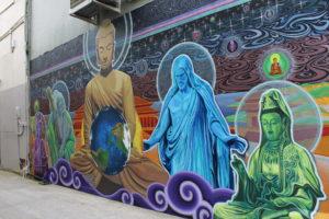Streetart in Dunedin