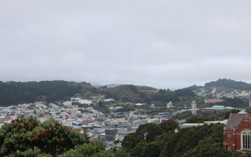 Hauptstadt Wellington