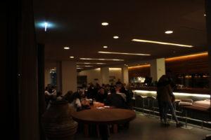 Restaurant Oggi Innenansicht
