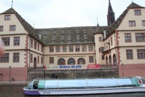 Straßburg Sehenswürdigkeiten mit dem Schiff