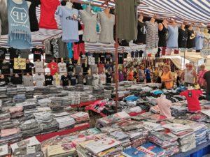 Sehenswürdigkeit Alanya - kleiner Bazar