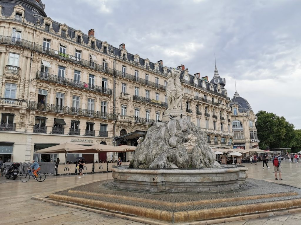 Sehenswürdigkeit Place de la Comédie