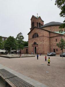 Karlsruhe Sehenswürdigkeiten - Stephanskirche