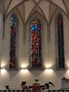Sehenswürdigkeit Zürich: Wasserkirche