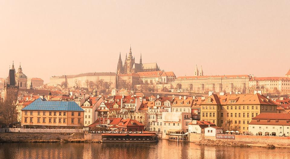 Prager Burg Pflicht beim Besuch Prag Sehenswürdigkeiten