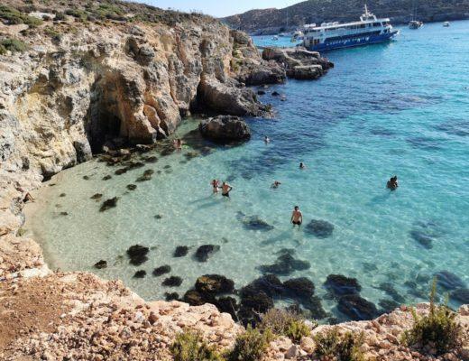 Blue Lagoon Beach Malta