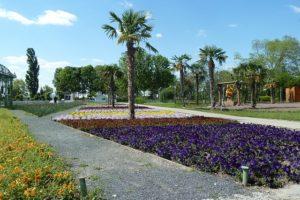 Blumengarten Hirschstetten