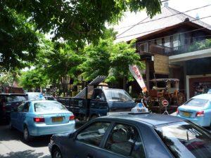 Bali Reisetipps - Taxis & Roller