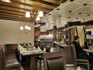 Posthotel Hallers - Restaurant
