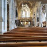 Die Stiftskirche darf natürlich in der Liste der Sehenswürdigkeiten Tübingen nicht fehlen