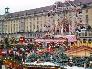 Sehenswürdigkeiten Dresden - Weihnachtsmarkt