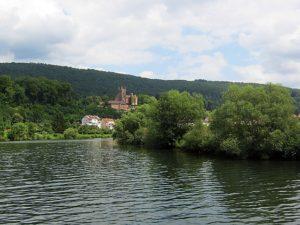 Wunderbare Wanderwege am Neckar
