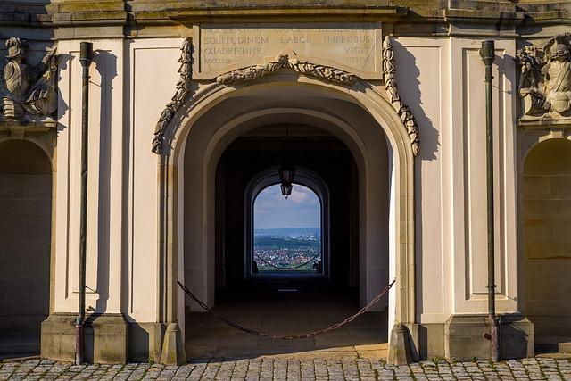 Aussichtspunkte Stuttgart - Schloss Solitude
