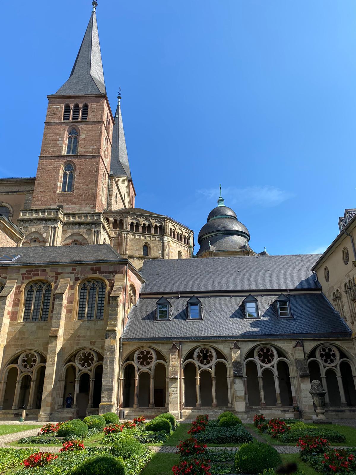 Peter Dom -Pflichtbesuch in Trier