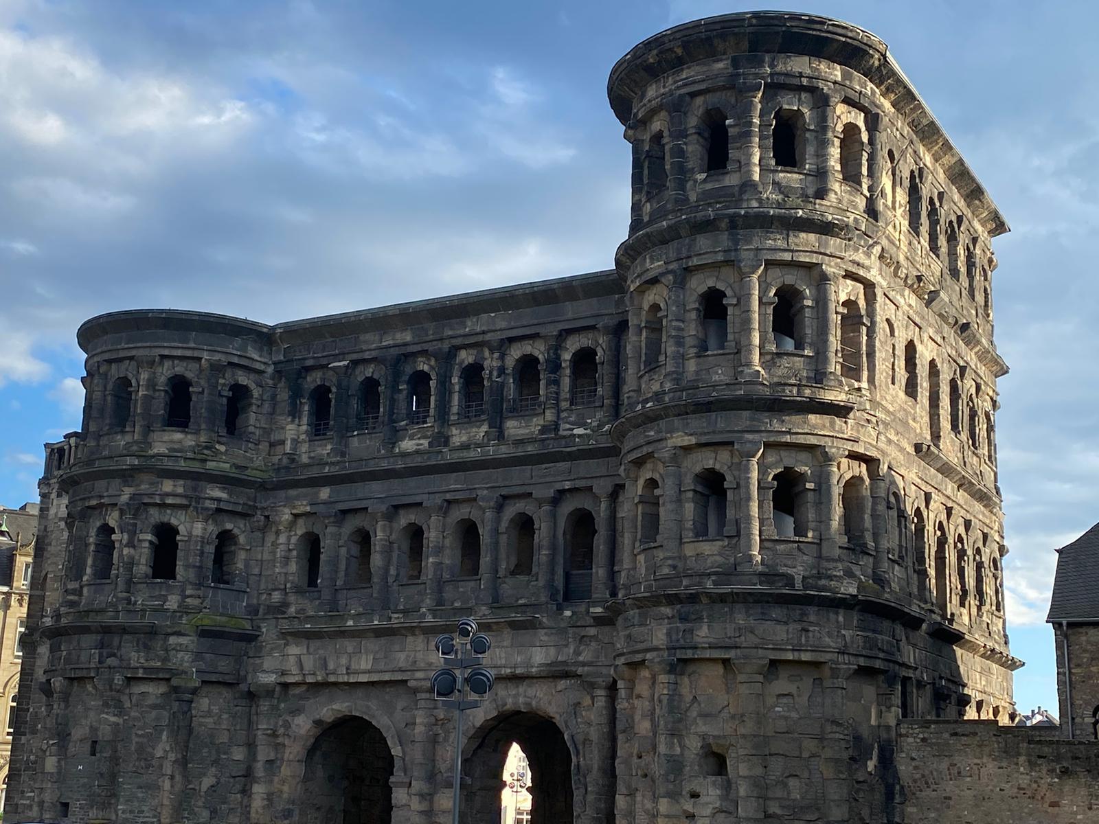 Sehenswürdigkeit Trier: Porta Nigra