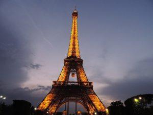 Top Pariser Sehenswürdigkeit: Eifelturm